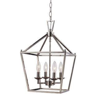Carmen 4-Light Lantern Pendant by Laurel ..