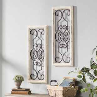 1 Piece Ortie Panel Wall Décor