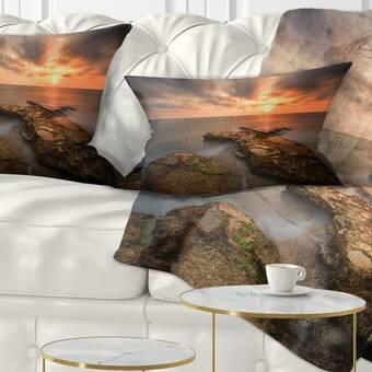 Ebern Designs Denny Go Kansas City Indoor Outdoor Throw Pillow Wayfair