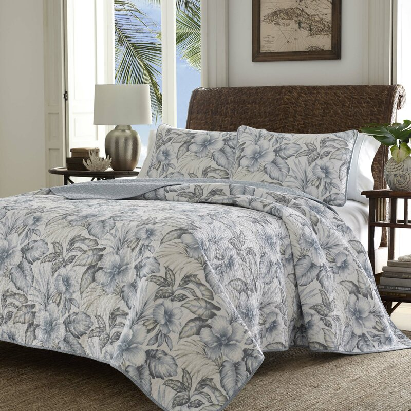 Tommy Bahama Bedding Casablanca Garden Quilt Set by Tommy Bahama ...