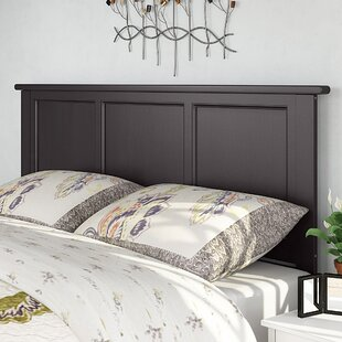 Moro King Espresso Panel Headboard