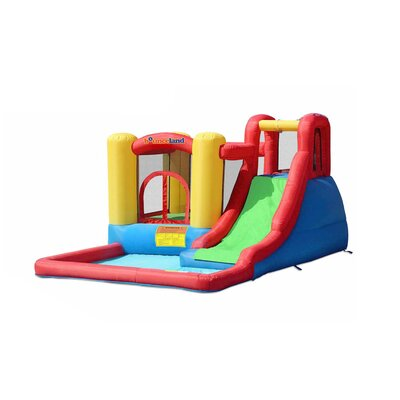 Jump and Splash Adventure Bounce House Bounceland
