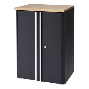 34 H x 24 W x 19 D Garage Base Cabinet by Trinity