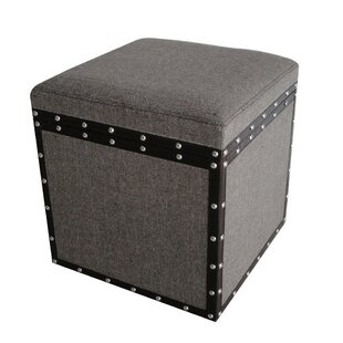 Inexpensive Mandalay Storage Ottoman By Screen Gems