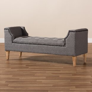 Harpersville Upholstered Bench