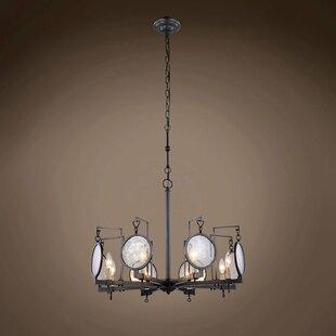 Gracie Oaks Cannata 8-Light Chandelier