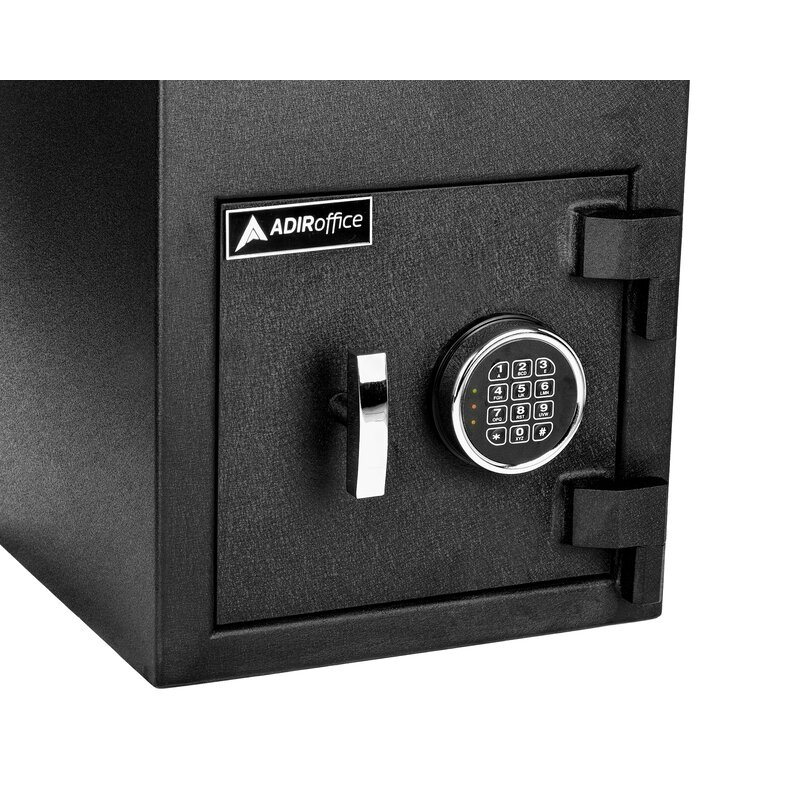 Sentry Depository Slot Drop Safe Box Money Cash Key Lock Business Commercial