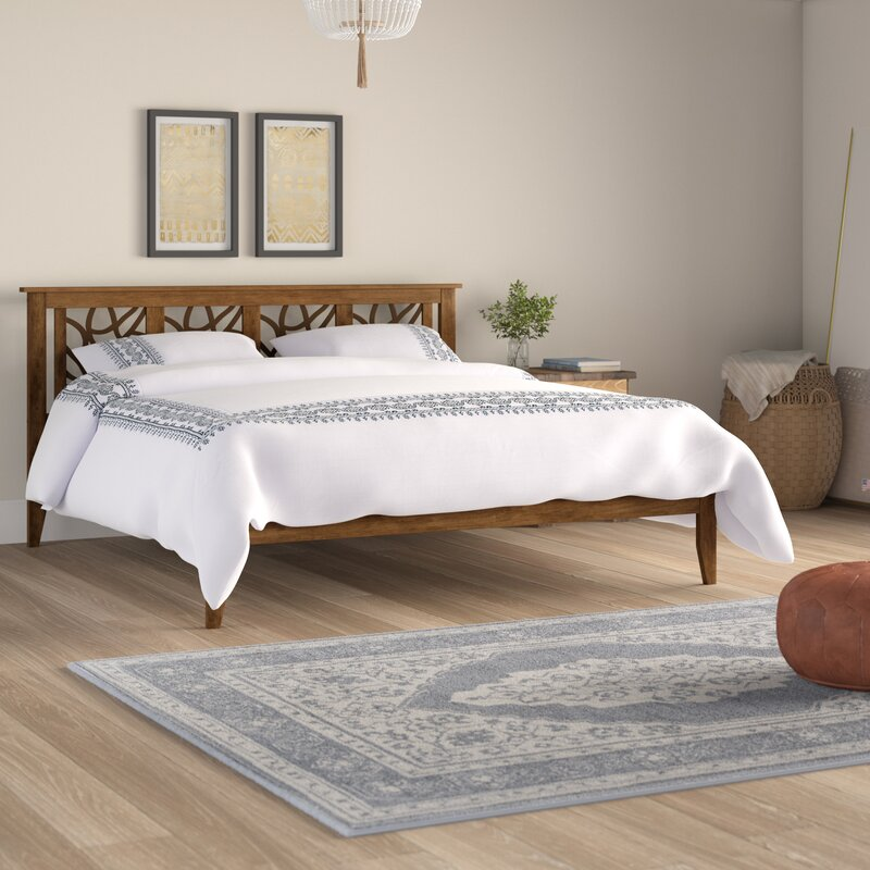 fd133339c6 Mistana Luella Platform Bed & Reviews | Wayfair