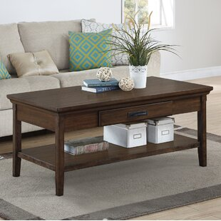 Buying Rockwell Coffee Table By Hazelwood Home