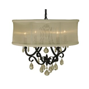 Framburg Liebestraum 4-Light Pendant