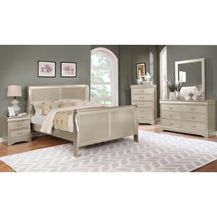 Citrana 6 Drawer Dresser with Mirror