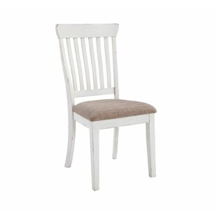 Adamson Upholstered Dining Chair (Set of 2) Charlton Home