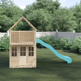 Skye Loft Playhouse By TP Toys
