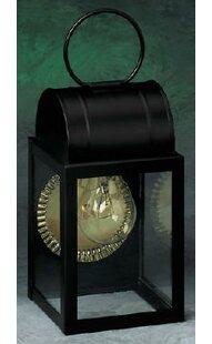 Xzavier 1-Light Outdoor Wall Lantern by Breakwater Bay