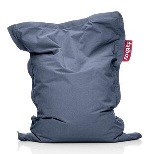Junior Stonewashed Bean Bag by Fatboy