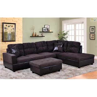 Bothwell Sectional with Ottoman