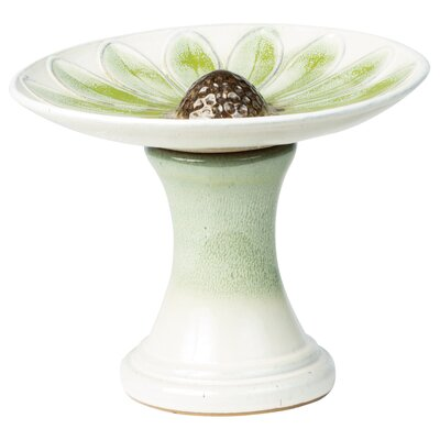 Daisy Birdbath Alfresco Home