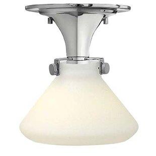 Hinkley Lighting Congress 1-Light Semi Flush Mount