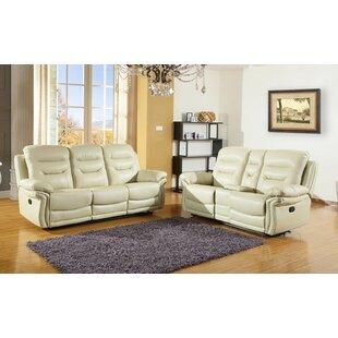 Winston Porter Ullery 2 Piece Living Room Set