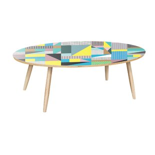 Marita Coffee Table by Brayden Studio Reviews
