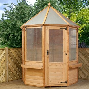 Northup 6 X 6 Ft. Shiplap Summer House By Sol 72 Outdoor