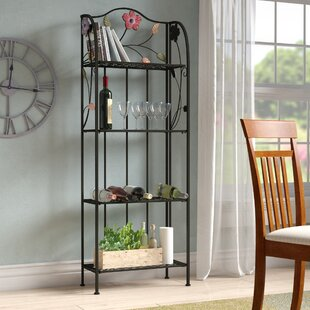 Orava Iron Baker's Rack by Astoria Grand