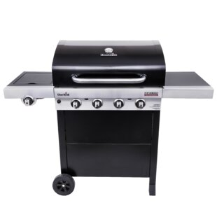 Performance Series TRU-Infrared 4-Burner Propane Gas Grill By Char-Broil