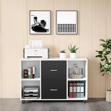Drawer White Lateral Filing Cabinets You Ll Love In 2021 Wayfair