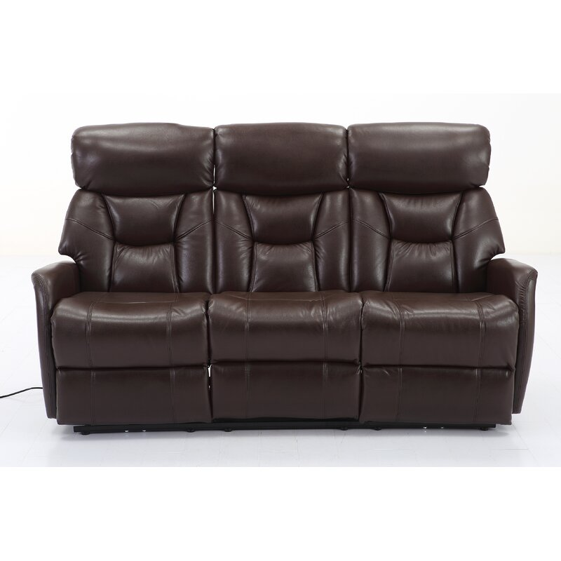Red Barrel Studio Grip Dual Reclining Sofa Wayfair