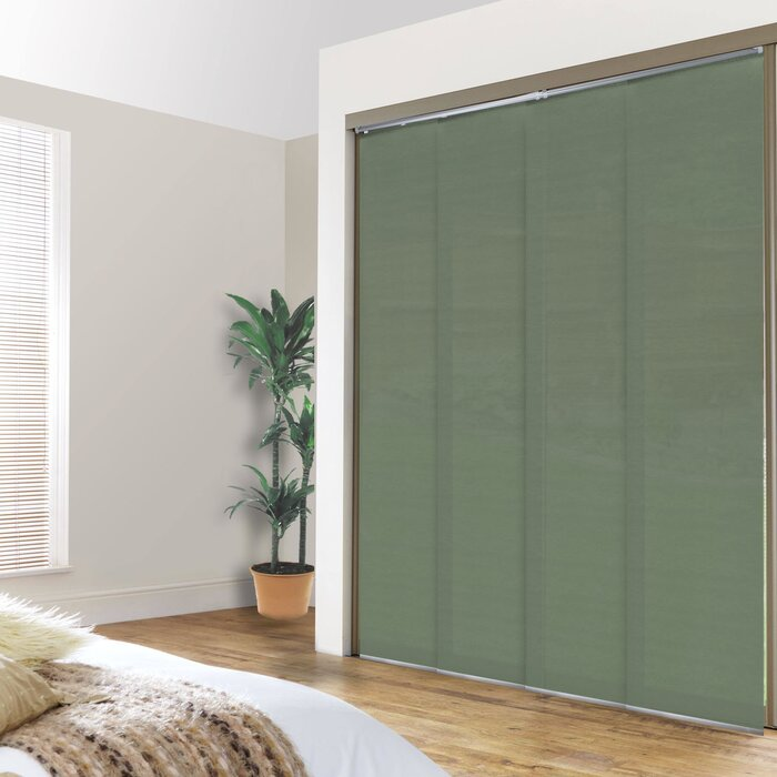 extendable sliding seat door patio blinds dining room creative images darkening of remodel vertical house