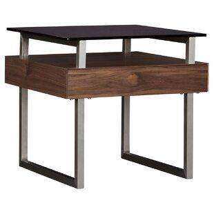 Vidal End Table by Brayden Studio