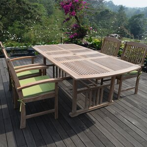 Beautiful Monterey 5 Piece Dining Set With Cushions