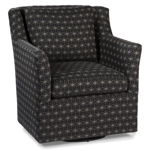 Lamar Swivel Armchair by Fairfield Chair
