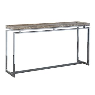 Axiom Console Table by Furniture Classics