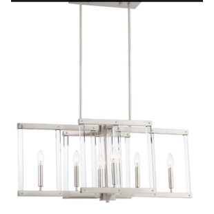 Gerhard 6-Light Geometric Chan..