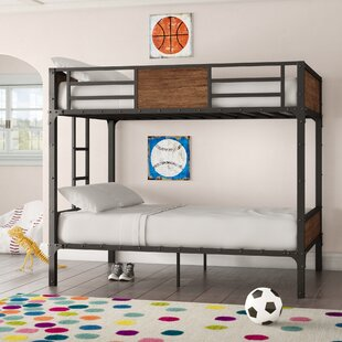 Buying Sousanna Full Over Full Bunk Bed by Harriet Bee Reviews (2019) & Buyer's Guide