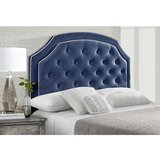 Hille Upholstered Panel Headboard by House of Hampton®