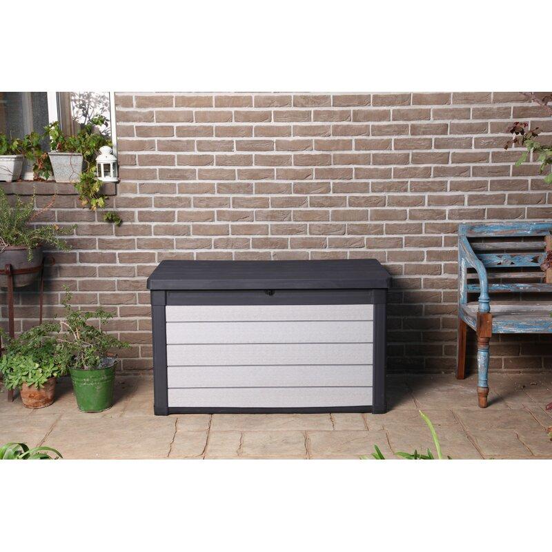 Denali 100 Gallon Resin Deck Box