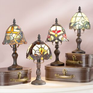 Augustus 4 Piece 12 Table Lamp Set