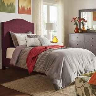 Three Posts Winstead Twin Upholstered Panel Bed