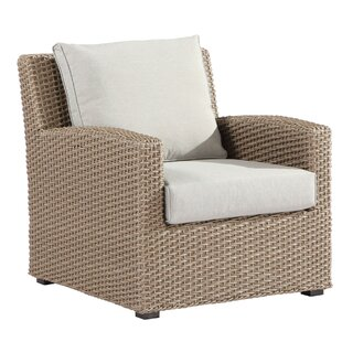 Highland Dunes Howse Outdoor Patio Chair ..