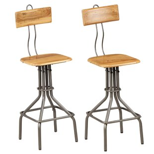 Paradise 76cm Bar Stool (Set Of 2) By Williston Forge