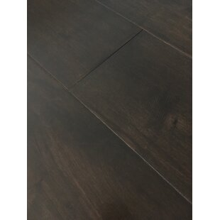 Rome 75 Engineered Maple Hardwood Flooring In Ash Gray