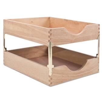 Stackable Desk Tray