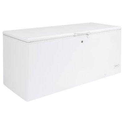 GE Appliances 21.7 cu. ft. Chest Freezer