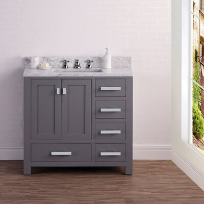 Modern 36 Inch Bathroom Vanities Allmodern