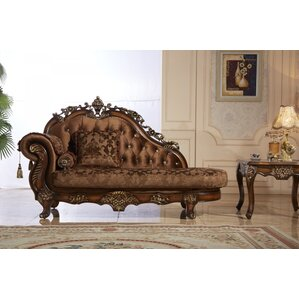 Diana Chaise Lounge by Astoria Grand