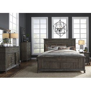 Grigg Panel Configurable Bedroom Set by Gracie Oaks