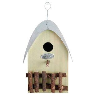 Smiley Bird House Image
