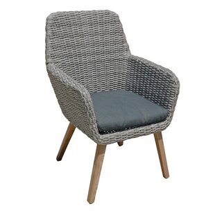 Woodhaven Garden Chair With Cushion (Set Of 2) Image